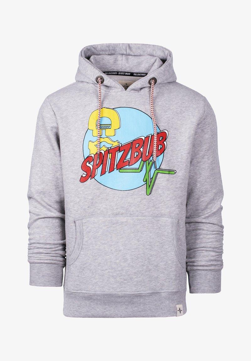 Spitzbub - Hoodie - grau