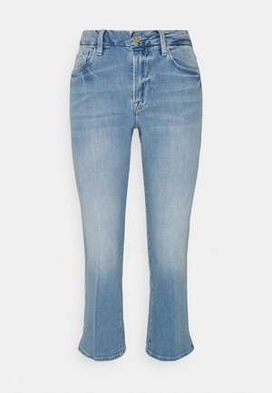 LE PIXIE MINI BOOT - Jean droit - light blue