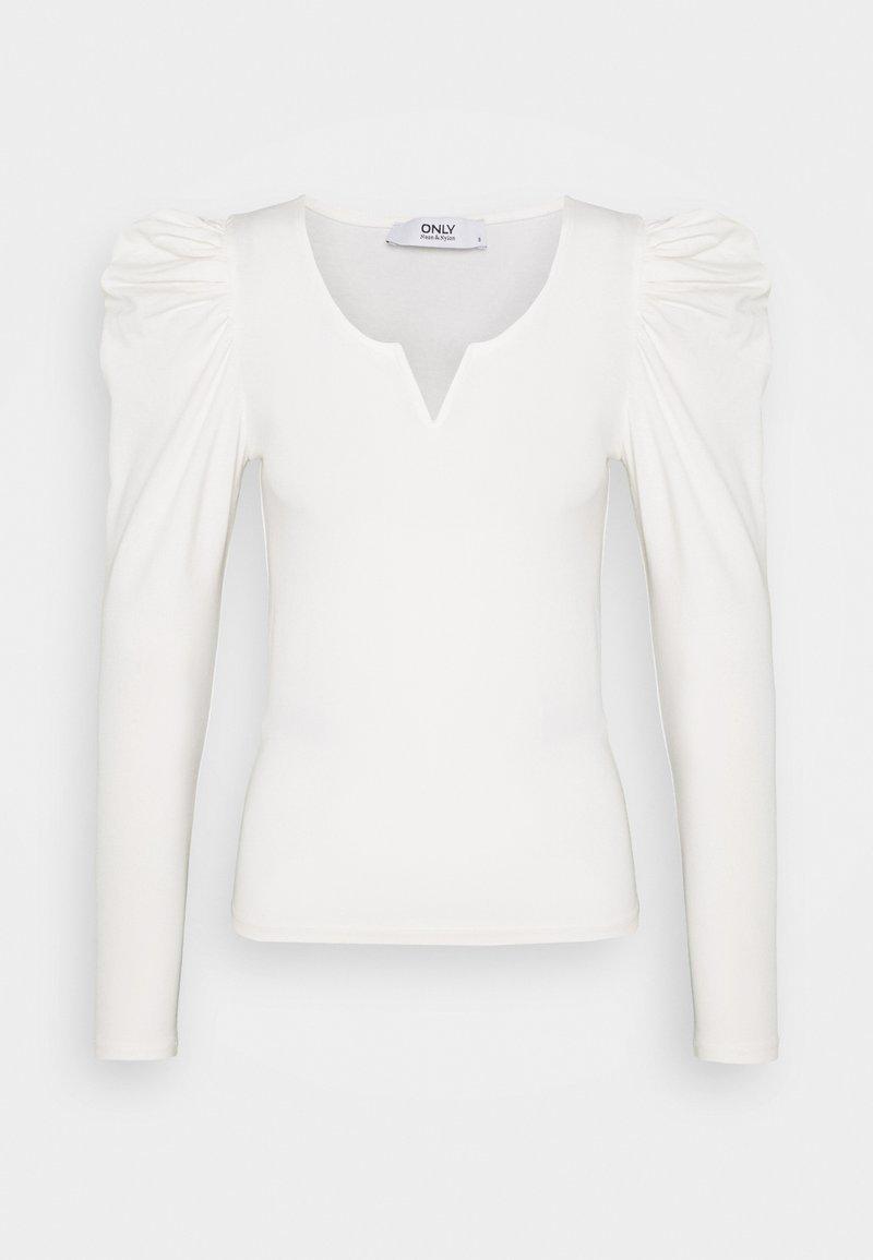 ONLY - ONLDREAM - Long sleeved top - cloud dancer