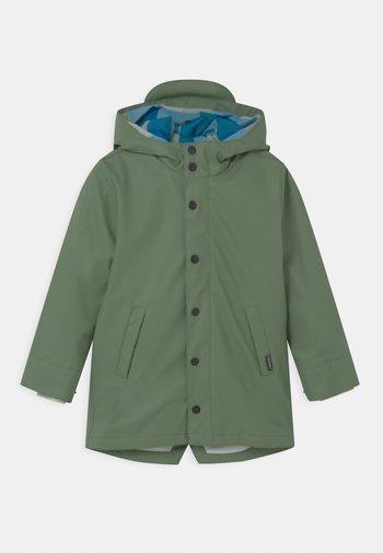 SNAKE PIT 2-IN-1 UNISEX - Light jacket - sea grass/scuba blue