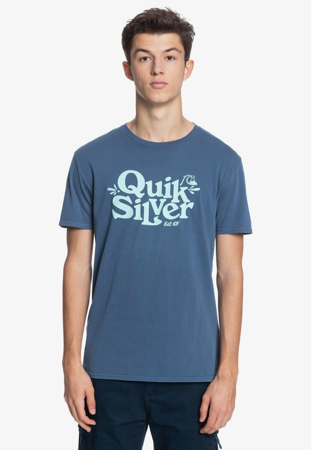 TALL HEIGHTS  - T-shirt imprimé - sargasso sea