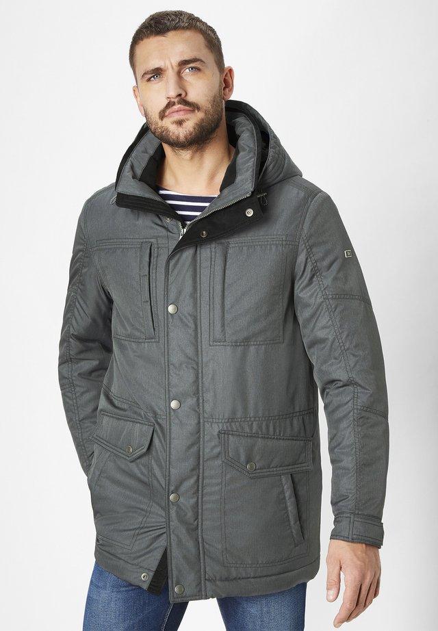 WASSERABEISEND ABERDEEN - Winter jacket - light grey melange