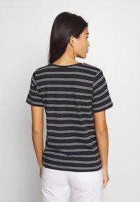 Anna Field - 2 PACK - Print T-shirt - black/multicoloured - 2