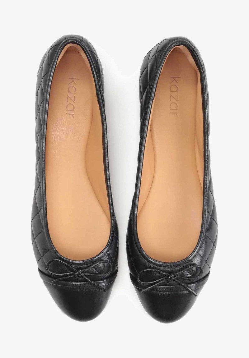 Kazar - ADIANA - Ballerinat - black