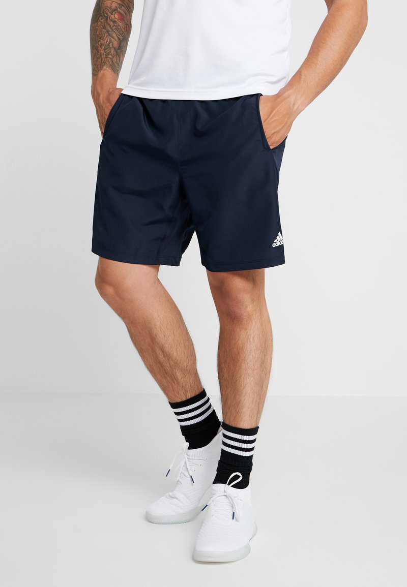 adidas Performance - KRAFT AEROREADY CLIMALITE SPORT SHORTS - Träningsshorts - legend ink/black