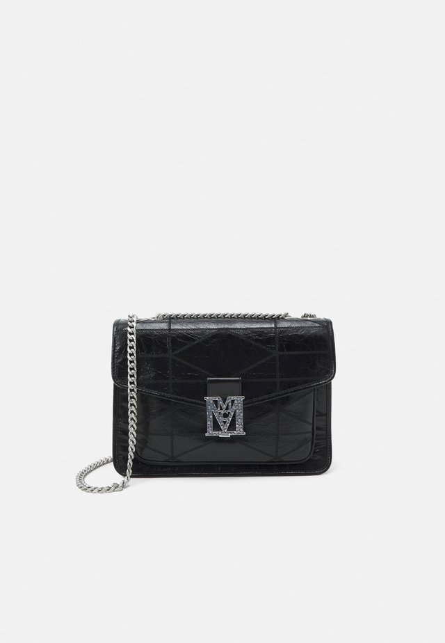 MENA QUILTED SHOULDER LRG - Sac à main - black