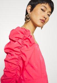 Cras - LISECRAS DRESS - Sukienka letnia - paradise pink - 5