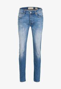 Tigha - Slim fit jeans - mid blue - 4