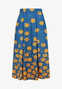 daisy placement blue yellow