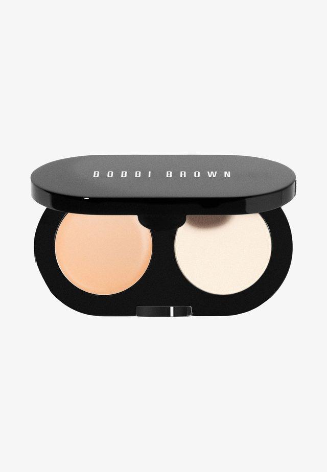CREAMY CONCEALER KIT - Makeup set - porcelain