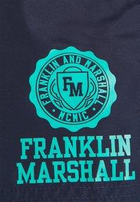 Franklin & Marshall - Kraťasy - navy - 2