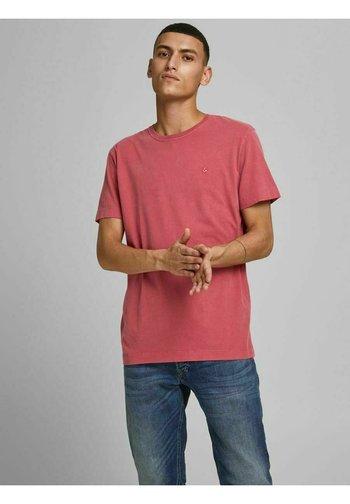 Basic T-shirt - slate rose