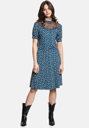 KLEID BLUEBERRY   - Day dress - blau allover