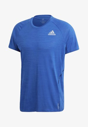 RUNNER T-SHIRT - T-Shirt print - blue