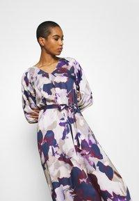 Part Two - ELISE - Day dress - purple - 3