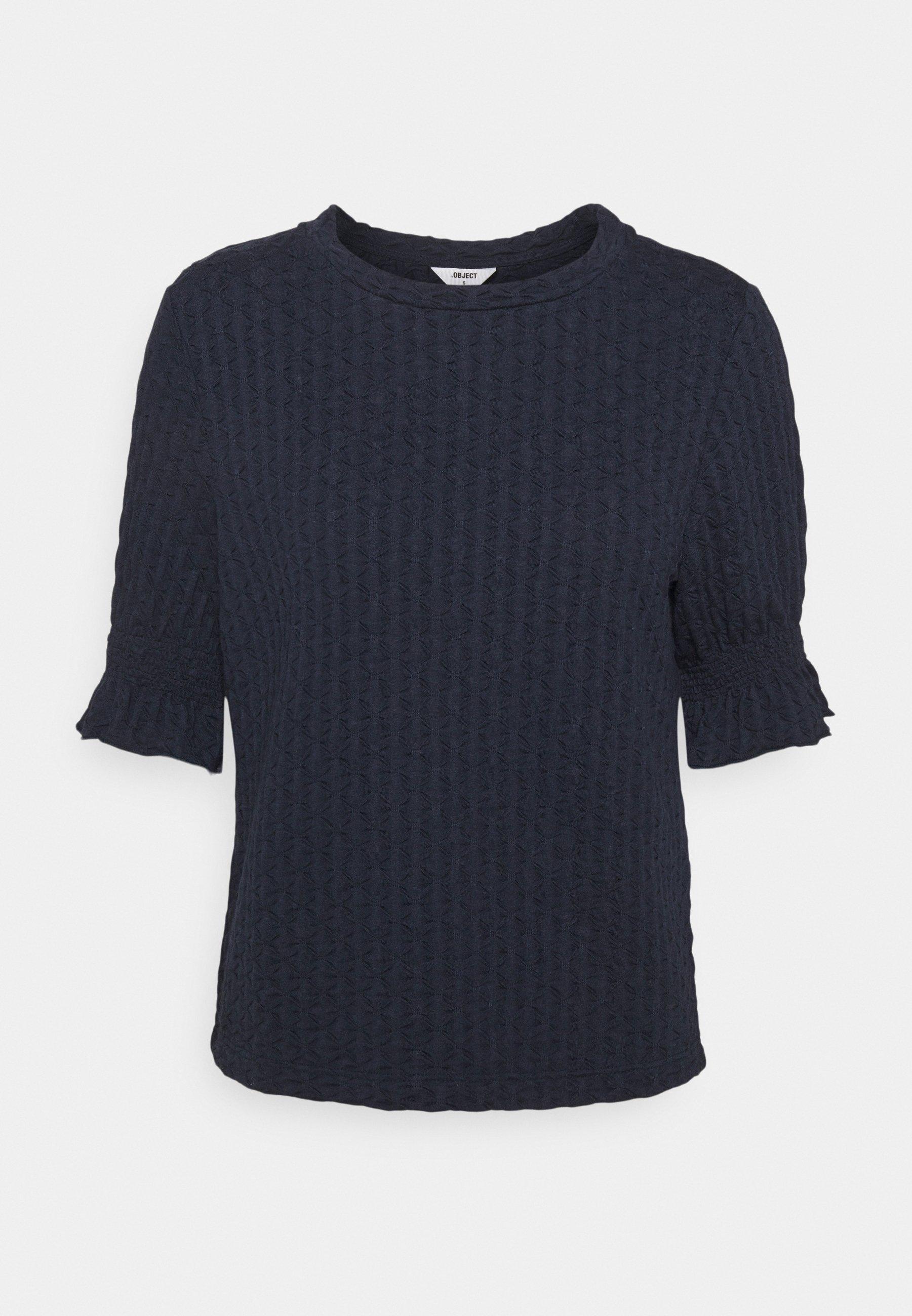 Donna OBJWARINA - T-shirt con stampa