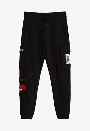 Træningsbukser - black