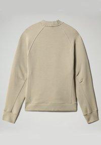 Napapijri - Sweatshirt - silver sage - 6