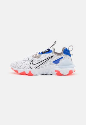 REACT VISION UNISEX - Trainers - white/saturn gold/racer blue/bright crimson/college grey