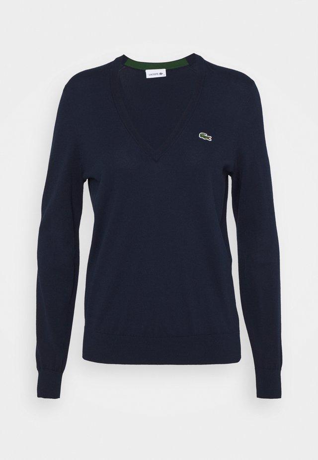 AF1323 - Sweatshirt - navy blue