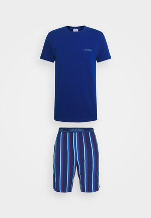 IN A BAG SHORT - Pyjama set - blue