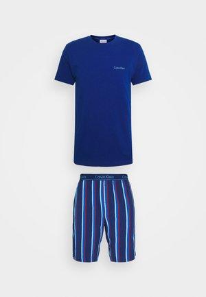 IN A BAG SHORT - Pyžamová sada - blue