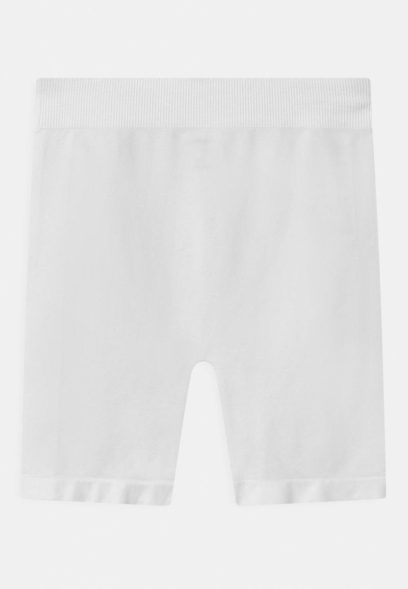 Name it - NKFHOPE SEAMLESS - Shorts - bright white