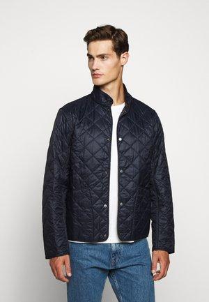BROLAND QUILT - Light jacket - navy