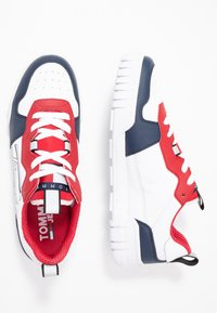 Tommy Jeans - SIGNATURE  - Sneakers - red - 1