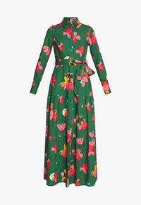 IVY & OAK - VALANCE DRESS MIDI - Day dress -  secret garden green - 6