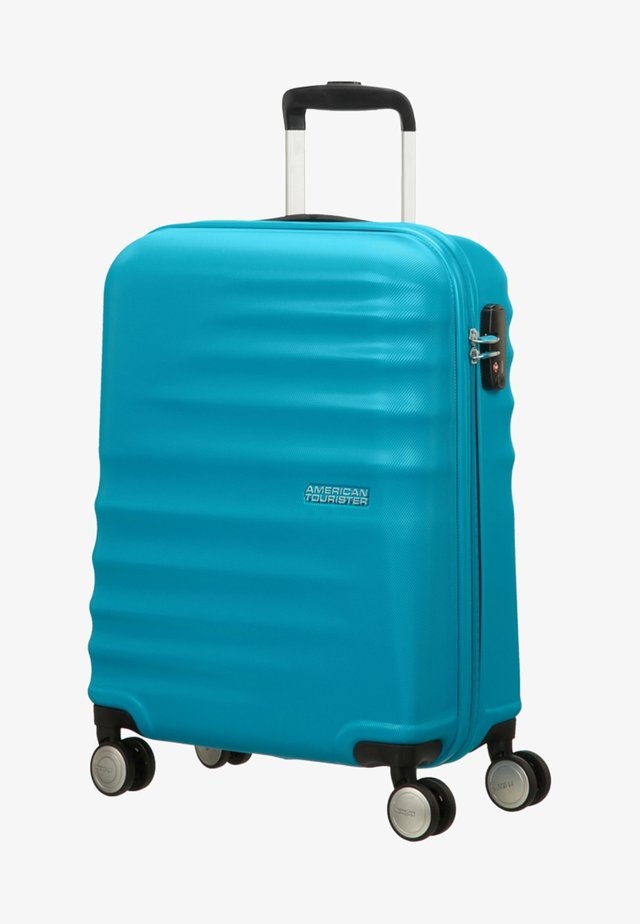 WAVEBREAKER - Wheeled suitcase - summer sky