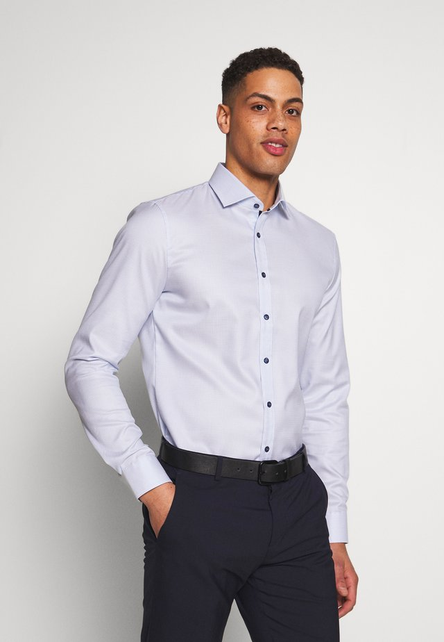 SLIM FIT  - Camicia elegante - bleu