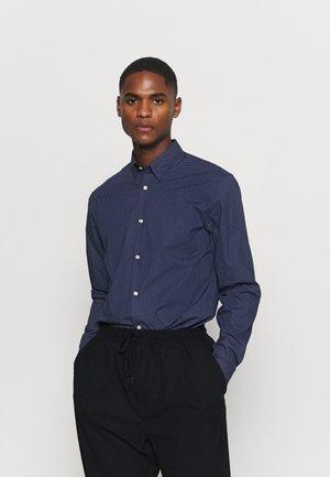 SLHSLIMMICHIGAN - Skjorta - dark blue