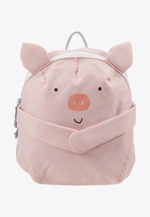 BACKPACK PIG - Batoh - rosa