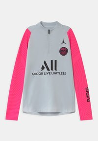 Nike Performance - PARIS ST GERMAIN UNISEX - Club wear - pure platinum/hyper pink/black - 0