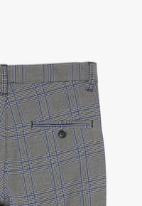 Grunt - DUDE CHECK - Suit trousers - blue - 3