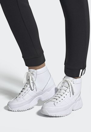 2019-11-15 KIELLOR XTRA SHOES - Höga sneakers - white