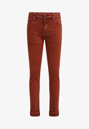 MET STRETCH - Slim fit jeans - brown