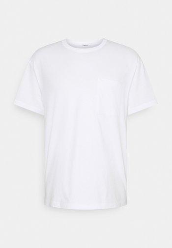 M. BRAD  - T-shirt basique - white