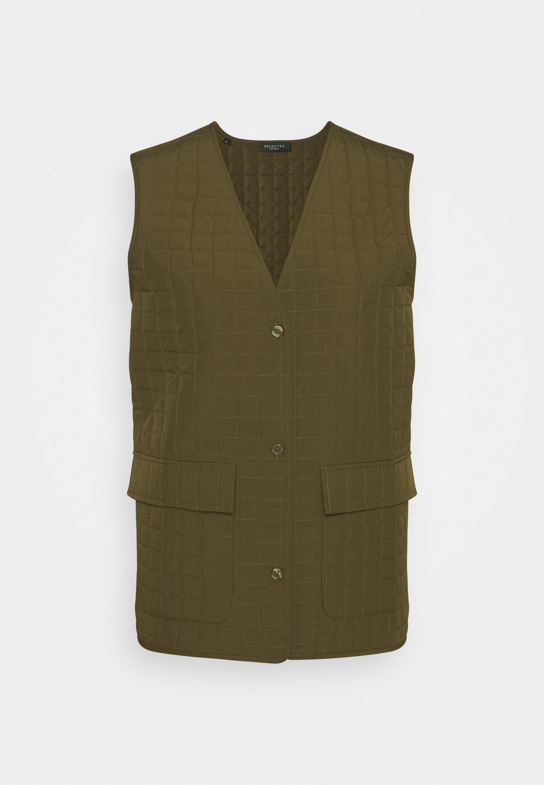 Women SLFGINNA VEST - Waistcoat