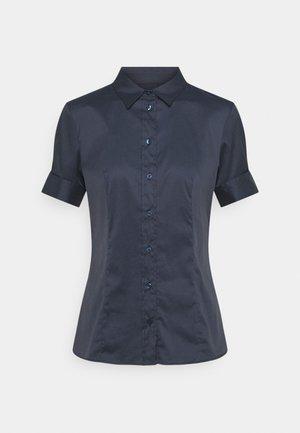 ESHILA - Button-down blouse - open blue