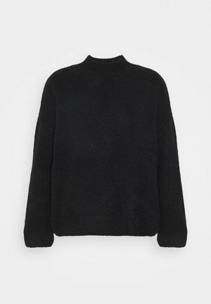 VIFAUNIA - Strikpullover /Striktrøjer - black