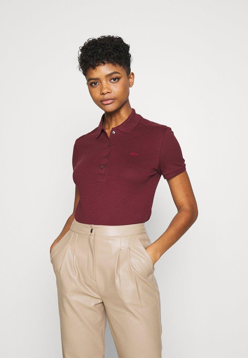 Lacoste - Poloshirt - vin