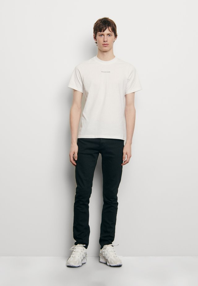 SOLID TEE  - Basic T-shirt - blanc