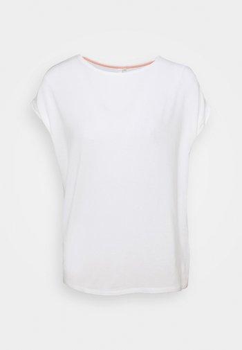 KURZARM - T-shirts - ecru