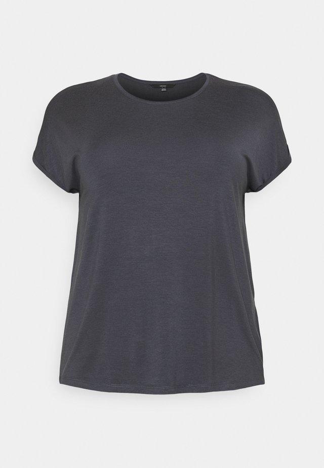 VMAVA PLAIN - T-shirt basic - ombre blue