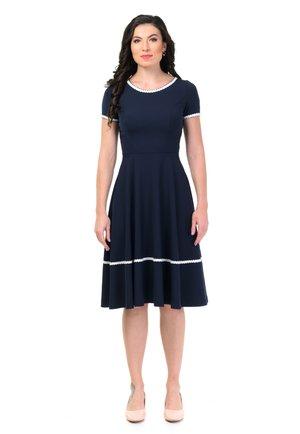 ELLA - Day dress - blue