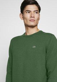 Lacoste - Pullover - vert/marine farine - 4