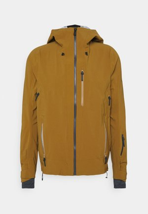 OUTLAW - Outdoorjas - bronze brown