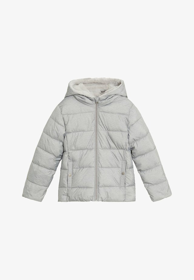 ALILUX7 - Winterjacke - gris chiné clair